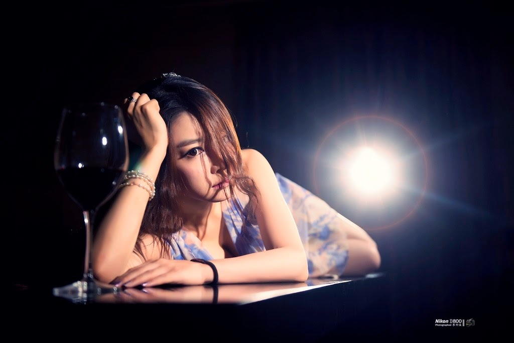 3 Lee Eun Seo - Spending Time in a Hotel - very cute asian girl-girlcute4u.blogspot.com