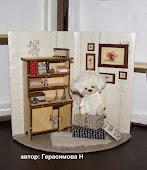 """умный """"Умка"""" при покупке медведя комната в подарок!!!"""