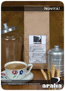Aralia Ginseng Coffee Collaborazione