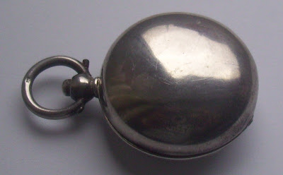 solid silver sovereign case chester 1913