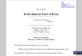 Texas attorney general drops challenge to same sex marriage ruling a probate case in which a same sex partner sought recognition as an heir based on an alleged informal common law marriage after her partner had died solutioingenieria Choice Image
