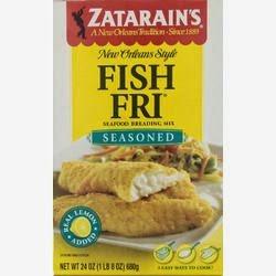 Mrs scales 39 recipes n 39 things gator bites with homemade for Zatarain s fish fri