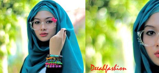 Trend Jilbab Unyu Style Kutu Buku Modis