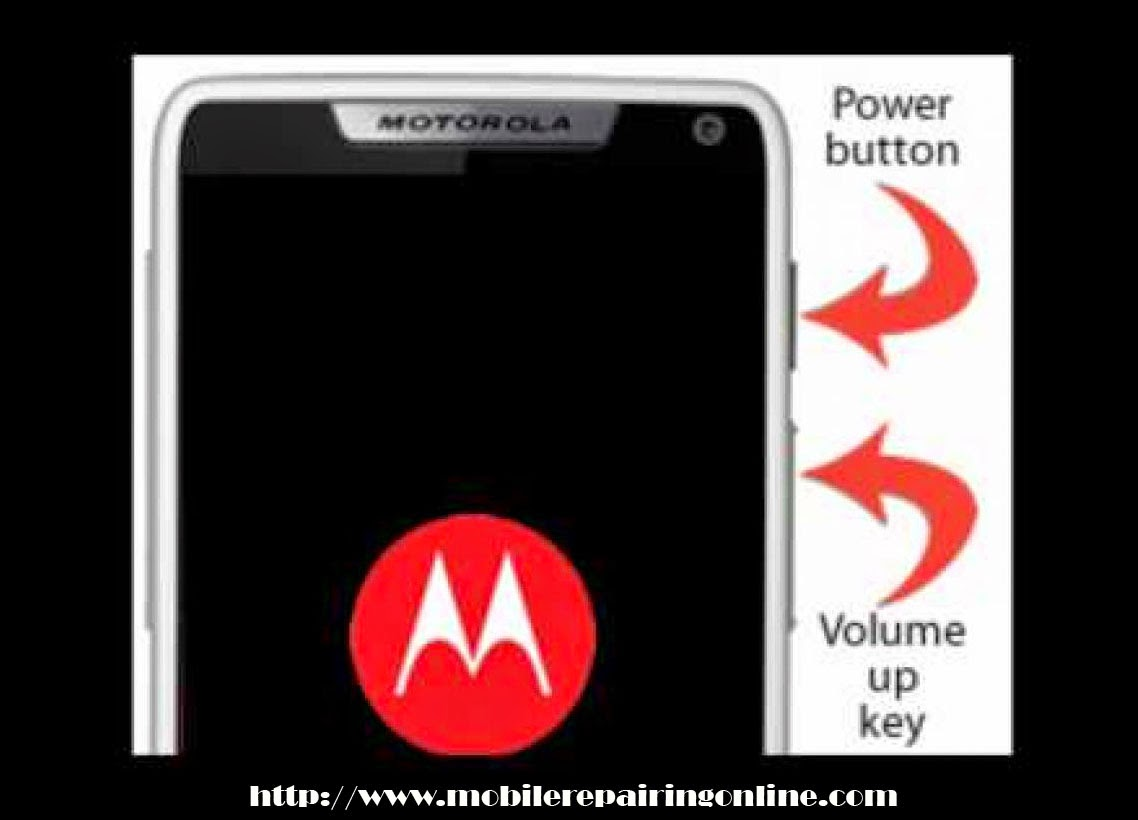 How to Hard Reset Motorola X
