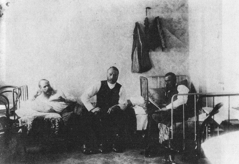 Dostoievski, Siberia, preso