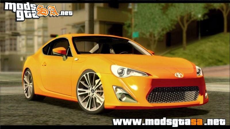 SA - Toyota GT86 2012