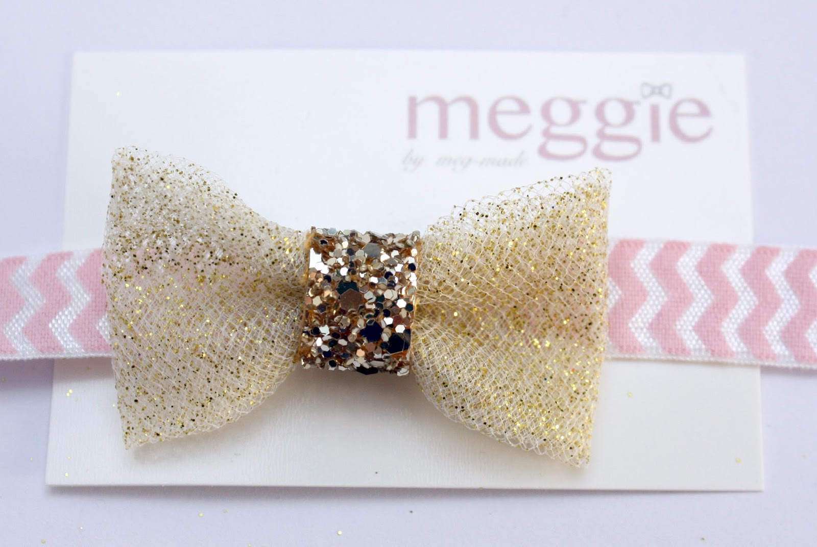 meg-made: Etsy update Tule Bow