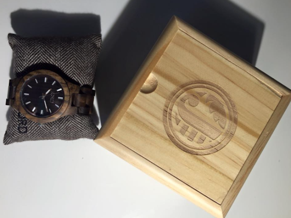 REVIEW // Jord Watch // Arm Candy
