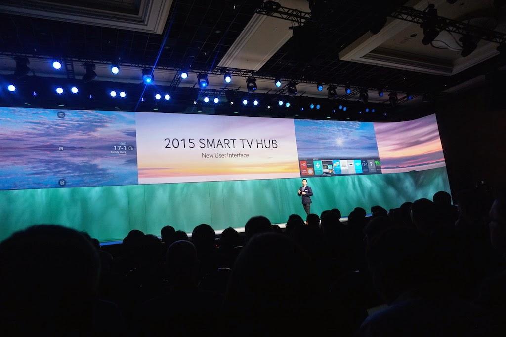 Tất cả các dòng Smart TV của Samsung sẽ chạy trên hệ điều hành Tizen.