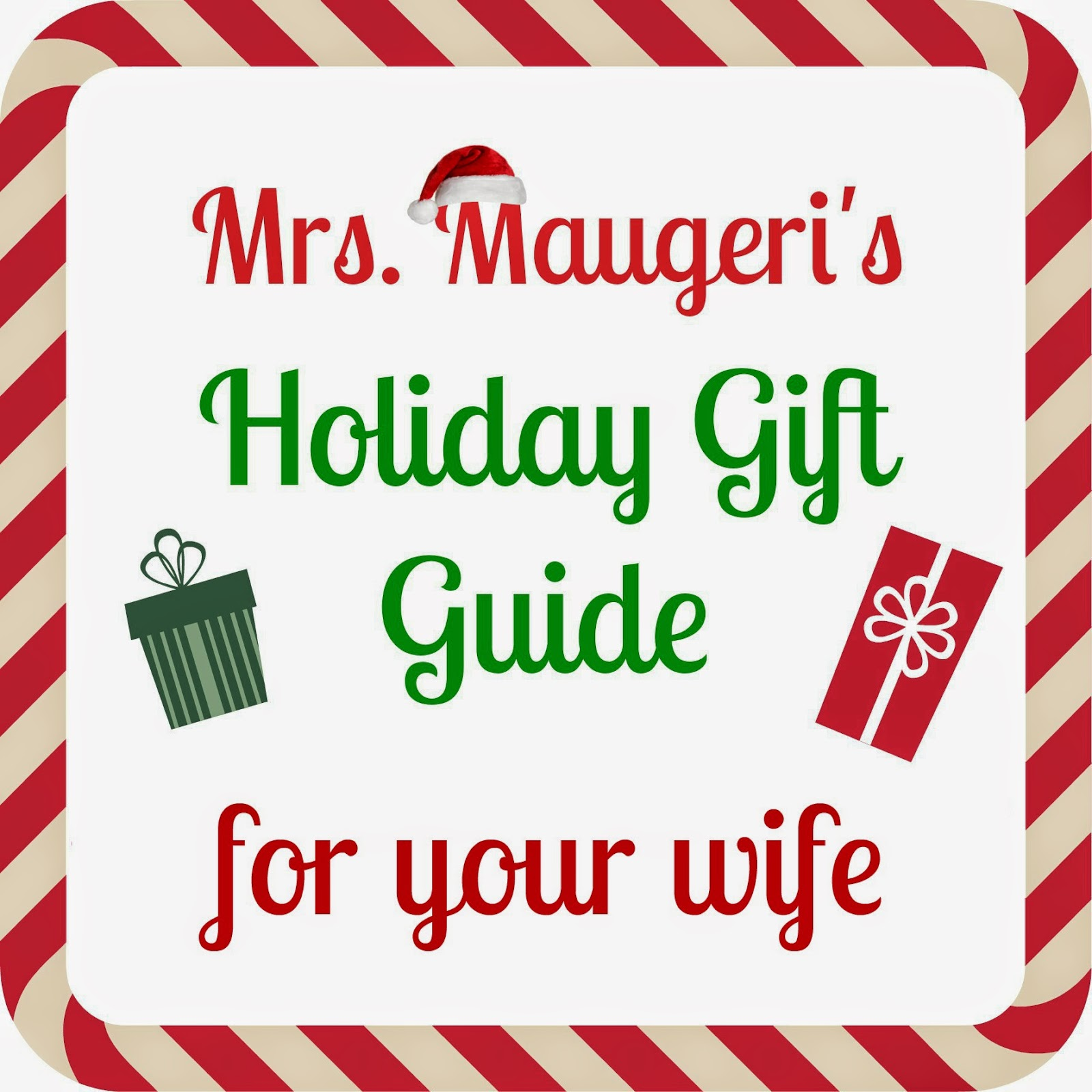 Holiday Gift Guide For Your Wife Enduring All Things