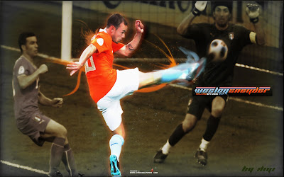 Sneijder wallpapers-Club-Country