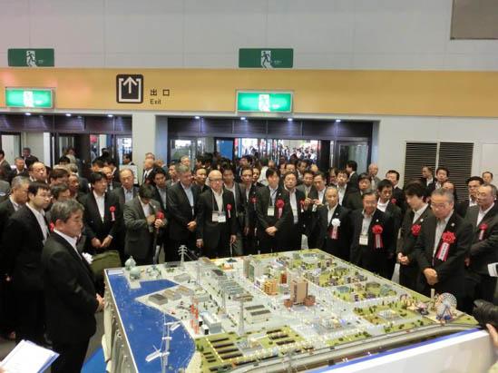 JECA FAIR 2012 ~ 第60回 電設工業展 ~