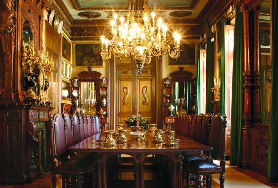 Comedor del Castillo~~ Museo%2BCerralbo%2Bcomedor%2Bde%2Bgala