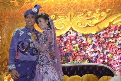 gambar perkahwinan tomok