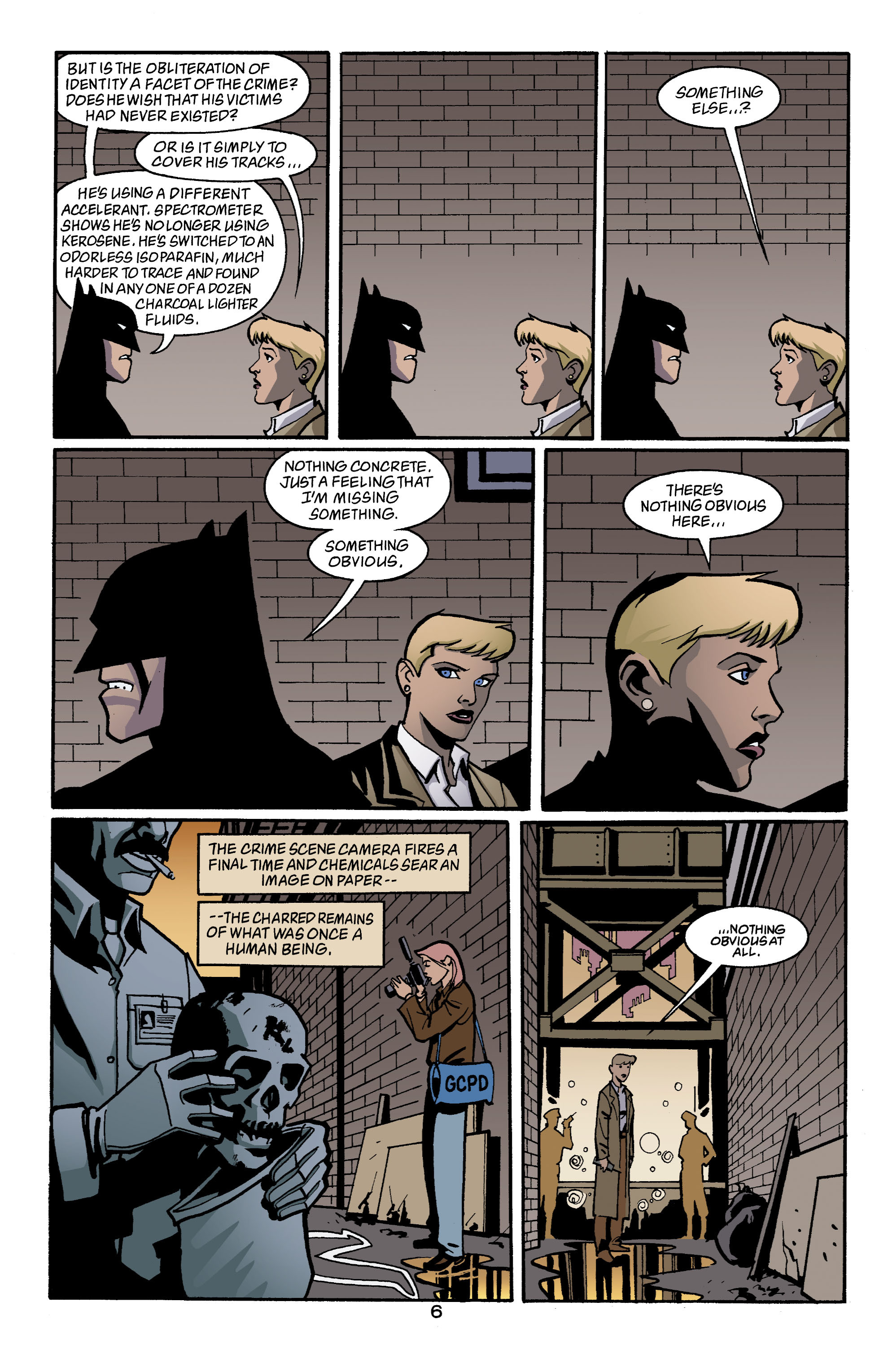 Detective Comics (1937) Issue #783 Page 7