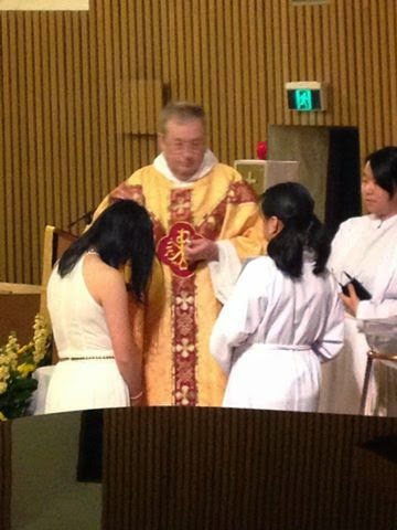 Commencement Mass at Monash University, Clayton Campus, Semester 1 2015