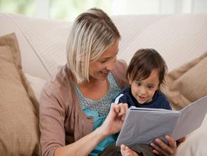 Tips Membaca Bersama Anak
