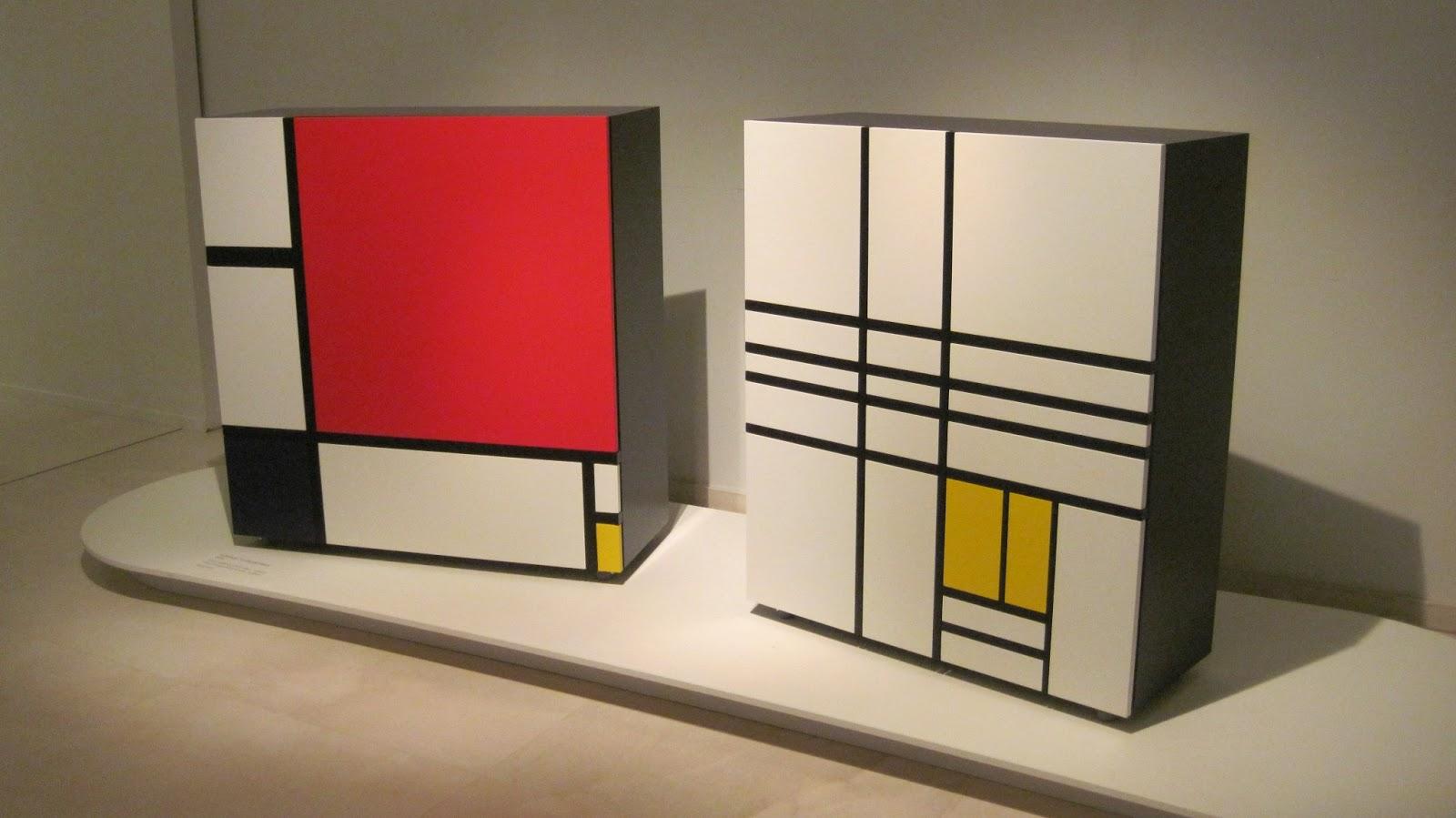 Gerrit rietveld furniture - De Stijl Furniture Viewing Gallery