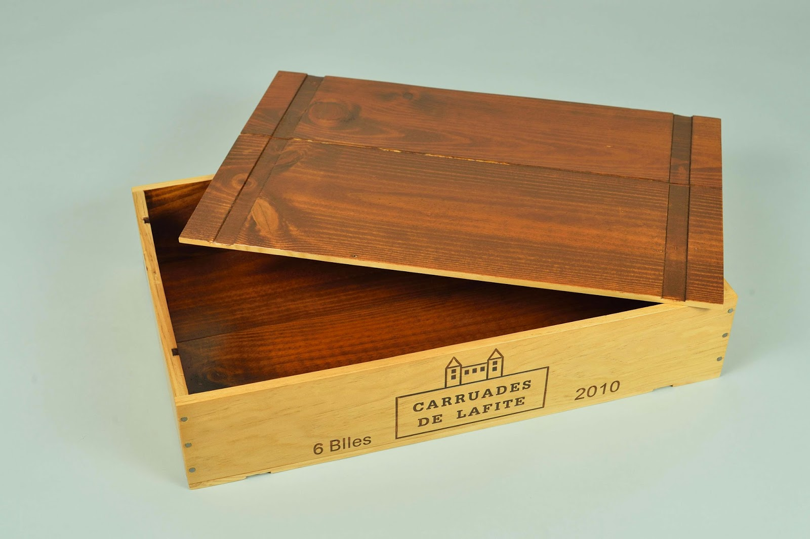 Wooden wine boxes wine crates beautifully finished wine crates wooden wine boxes wine crates geotapseo Images