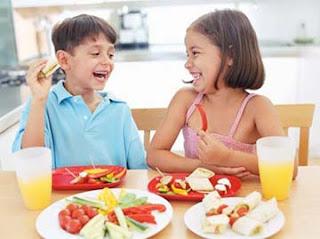 Makanan Sehat yang Membuat Anak Cerdas