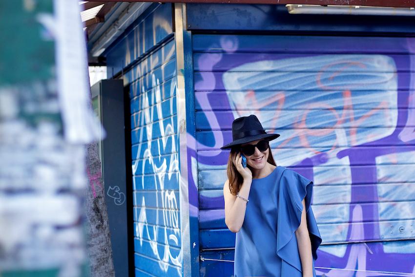 milano fashion week day 1 september 2014 street style irene buffa outfit