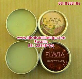parfum flavia, tekstur