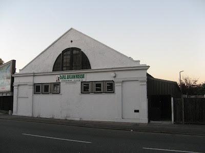 A Mosque in Wimbledon - London
