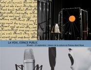 Maison de la culture du Plateau-Mont-Royal/ LA VOIX, espace public
