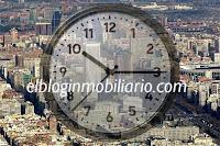 mercado inmobiliario reloj elbloginmobiliario