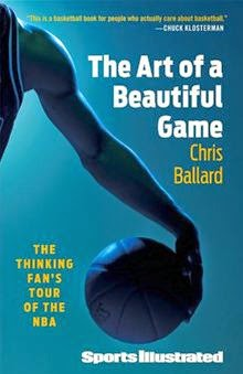 Books in my collection: The Art of a Beautiful Game by Chris Ballard