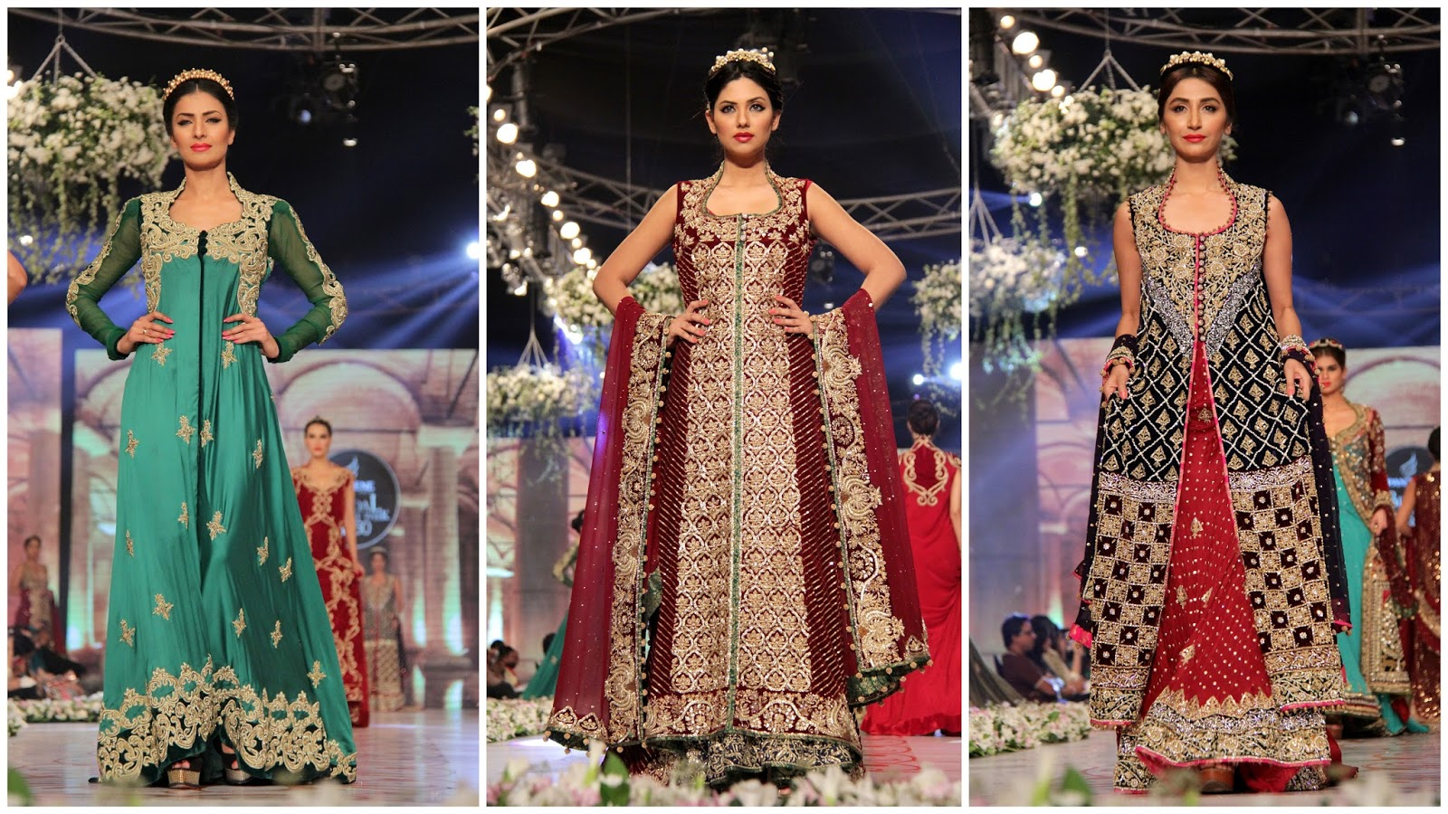 Mughal Tabassum formal wear dresses collection pictures recommend to wear for summer in 2019
