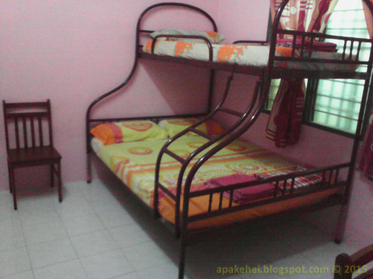 Homestay AST - Third and Fourth room