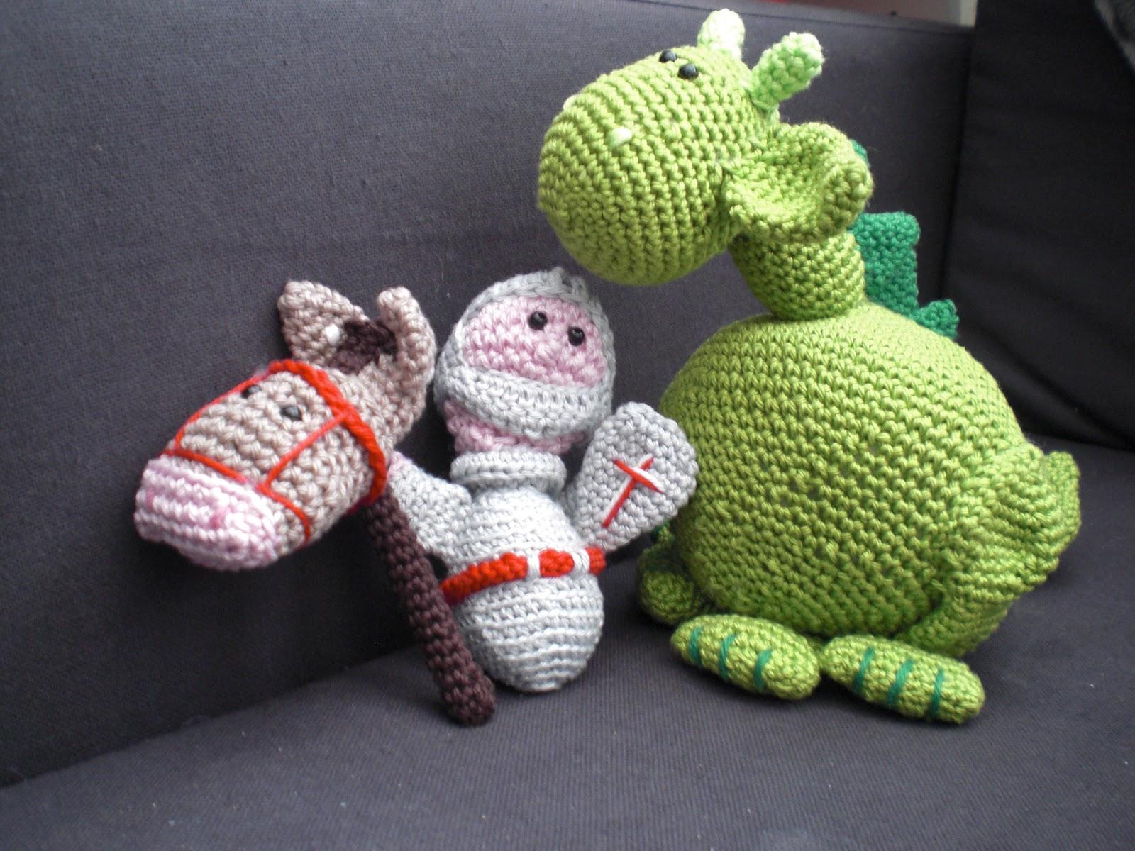 Amigurumi Monsters Tessa Van Riet : Amigurumi: mei 2012