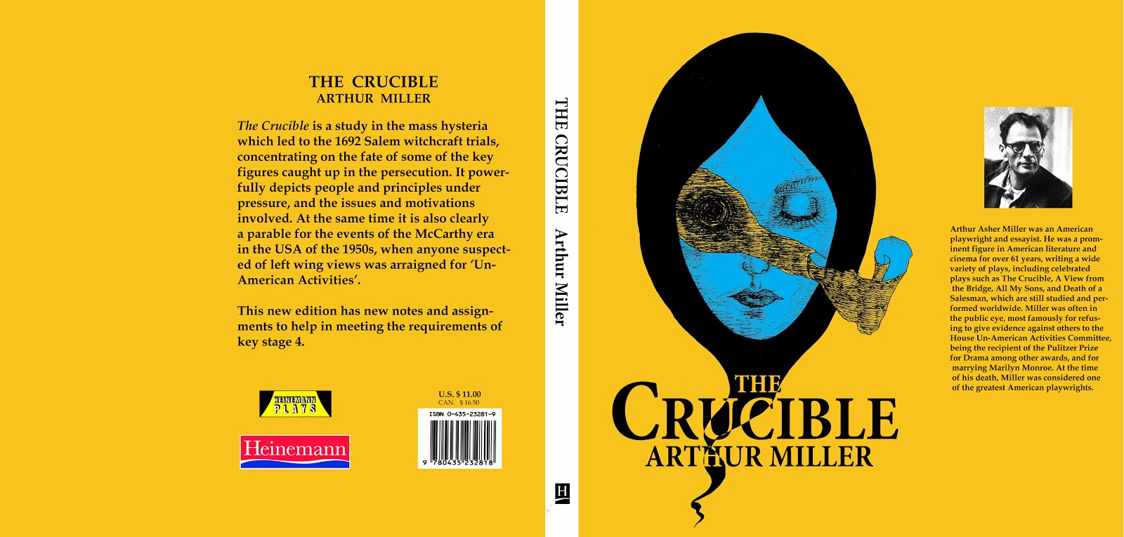 the use of power in th crucible by arthur miller