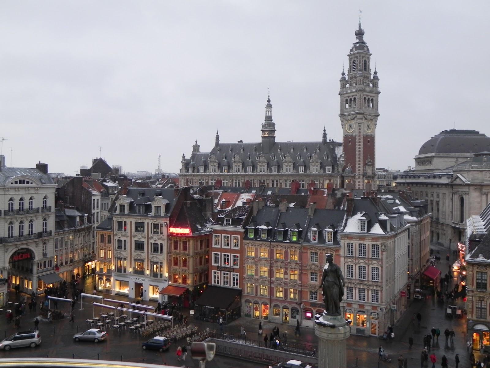 TOP WORLD TRAVEL DESTINATIONS: Lille, France