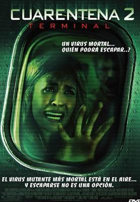 Película QUARENTENA DVDRip Un link Español