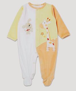 Ropa para Bebe, Pijamas