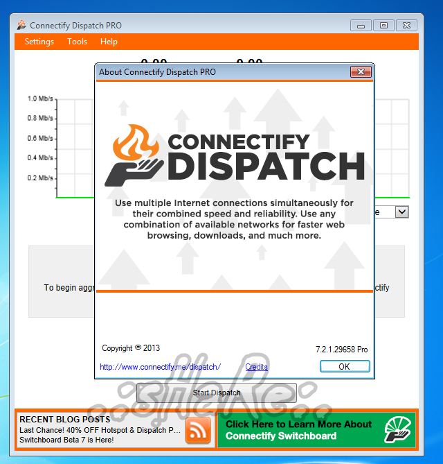 Connectify Hotspot Dispatch v7.2.1