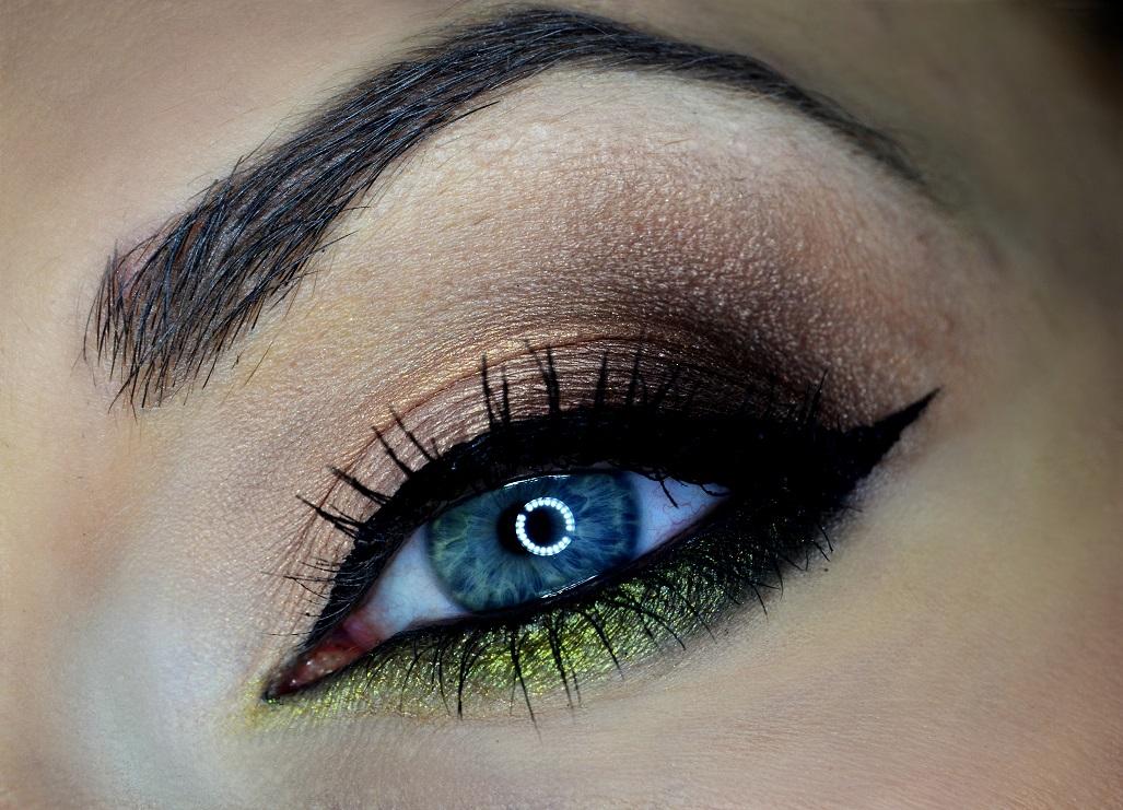 Makeup Blog By Blue Bird Dzienny Zwykły A Niezwykły Makijaż Dla