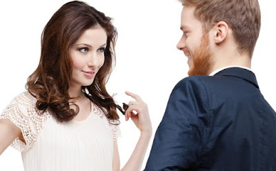 دراسة: كيف تؤثر المرأة الجميلة على صحة الرجل,امرتة فتاة جميلة تحب شاب رجل,woman pretty beautiful girl love man guy attracted to