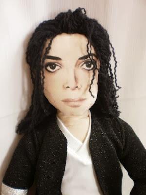 Michael Jackson u mnie ;)