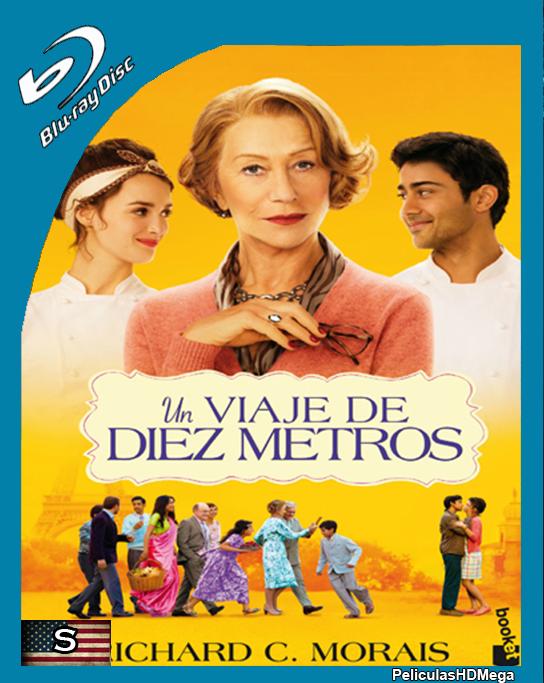 The Hundred-Foot Journey (2014) BRRRip Subtitulado