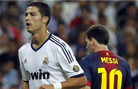 """Blatter: """"Cristiano es un general y Messi un mago"""""""