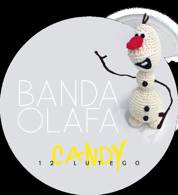 ZImowe candy u Bandy Olafa - do 12 lutego