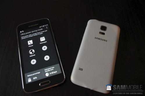 Modalità risparmio energetico per Galaxy S5 Mini