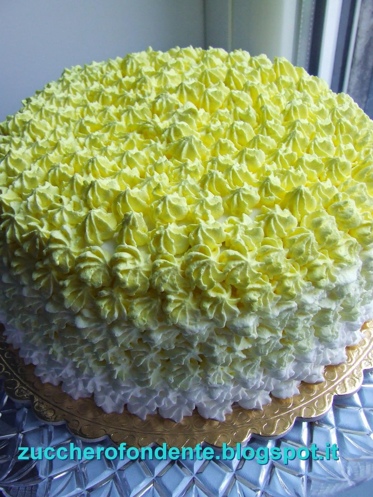 zuccherofondente: Delizia al limone....versione chic