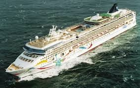 Norwegian Cruise Line's Norwegian Dawn Sails from Boston and Quebec Canada