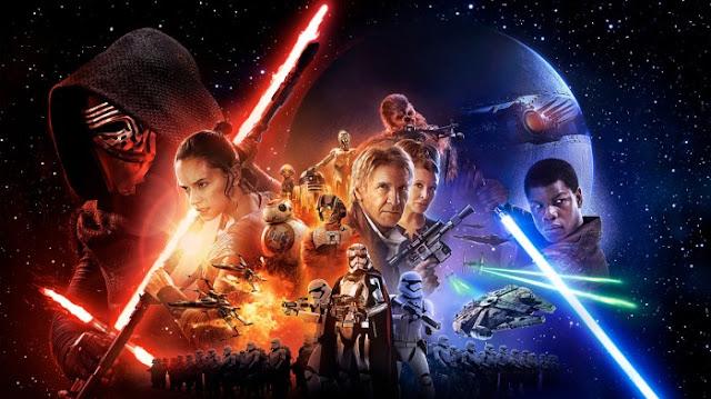 Bannière de Star Wars : le Réveil de la Force