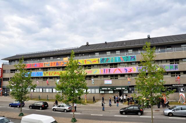 Allemandsliv, art installation, artist Karoline H Larsen, photographer Dorte Storup