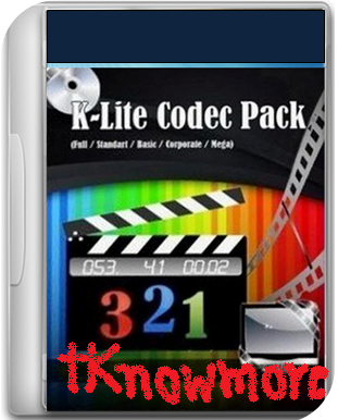 Returning to know more k lite codec pack 9 8 0 mega full standard basic x64 with update - K lite codec pack alternative ...